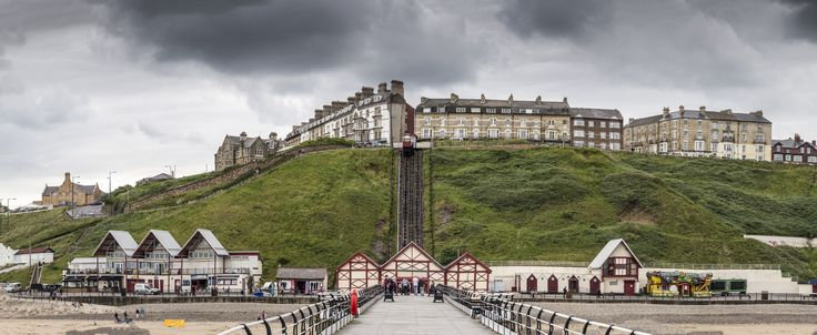 Saltburn Pier and Funicular Tramway by Nigel Lomas on 500px