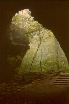 Carter Caves State Resort Park, KY ... brings back many childhood memories