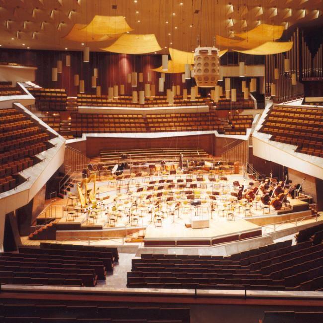 Berliner Philarmonie Concert Hall