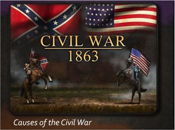 57 best civil war images on pinterest | teaching social studies, Powerpoint templates
