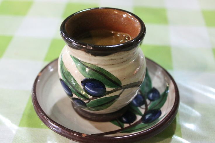 Coffee in Agiasos