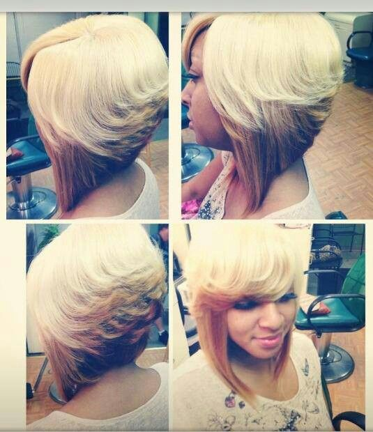 Admirable 1000 Images About Bob Cuts On Pinterest Short Hairstyles For Black Women Fulllsitofus