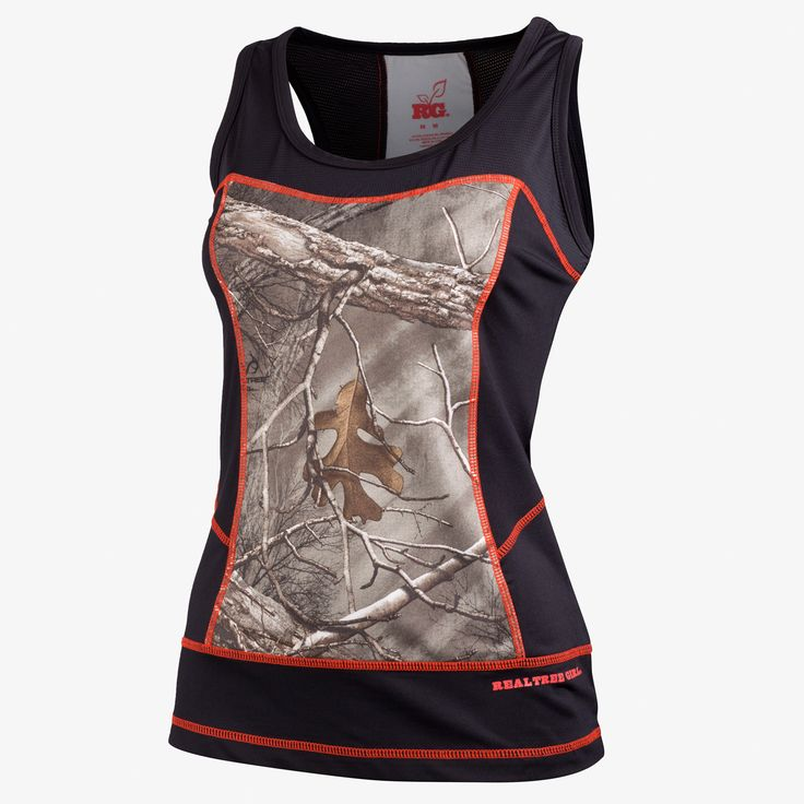 Realtree Girl Work Out Tank