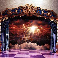 TV・舞台美術 立体看板、立体造形、立体装飾、各種キャラクター制作ならm.e.works