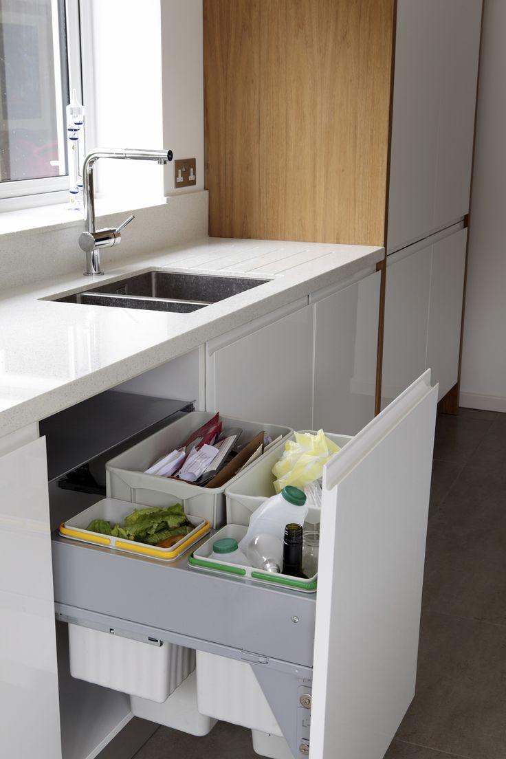 Schwarz Und Weiß Zwei Wege Pantry Küche Pantry Küche