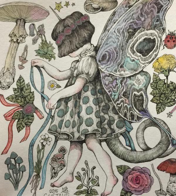 Higuchi Yuko//Illustration