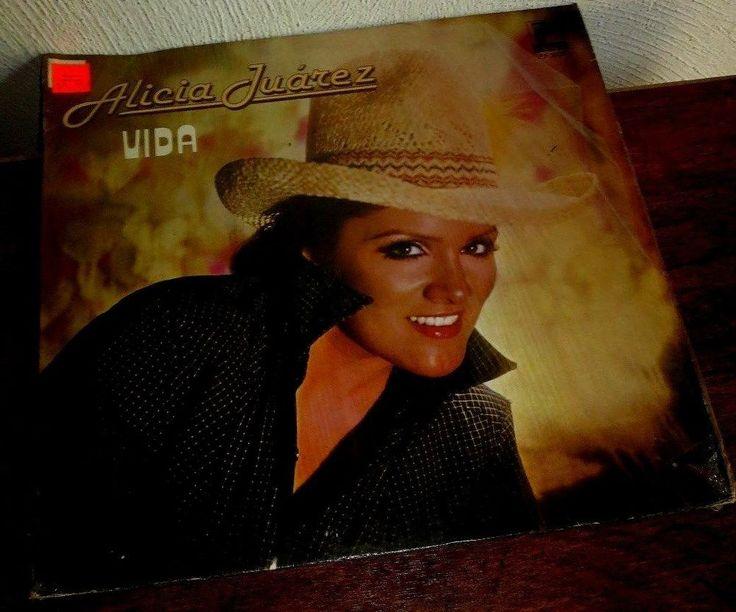 VIDA // ALICIA JUAREZ 1980 PROFONO LP PI-3037