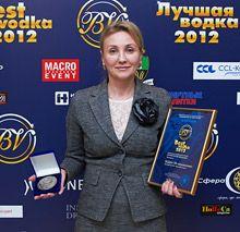 Quatro marca de vodka se tornou a empresa Shushenskaya melhor vodka este ano