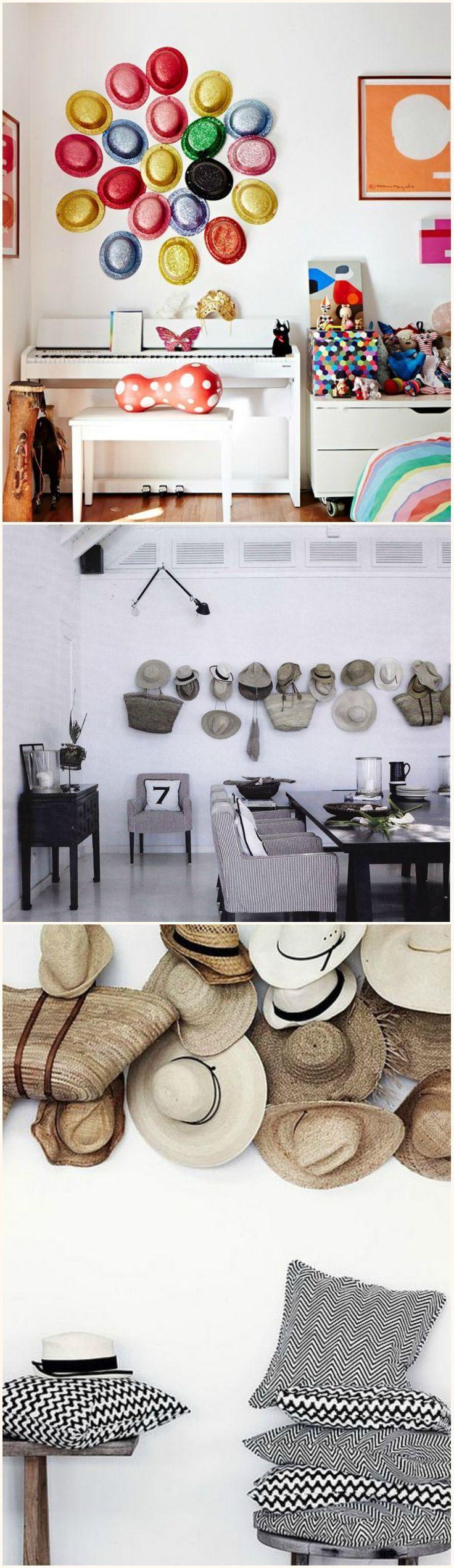 Diy 10 idee su come decorare e abbellire una parete come arredare una parete bianca e vuota, con forme geometriche, foto e accessori e colori!