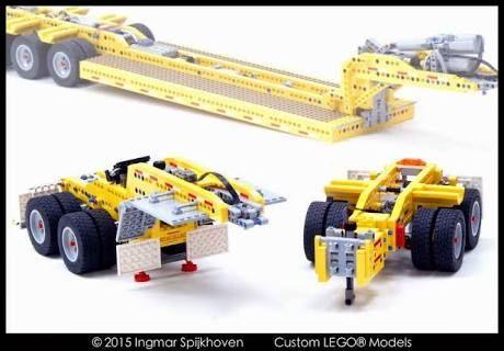 Bildresultat för lego technic truck sets