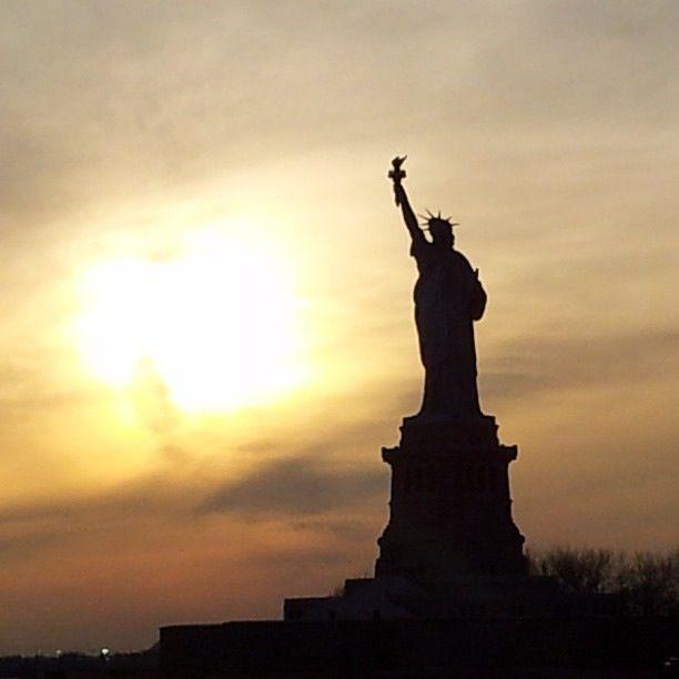 Libertad... Nueva York @Paula mcr Sánchez