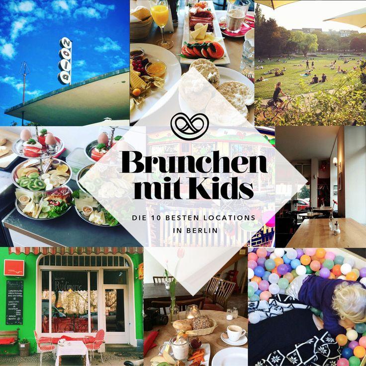 Mit Kindern essen zu gehen kann manchmal eine echte Herausforderung sein. ZumGlück istBrunchen mit Kids in Berlin kein Problem - hier unsere Top Ten!