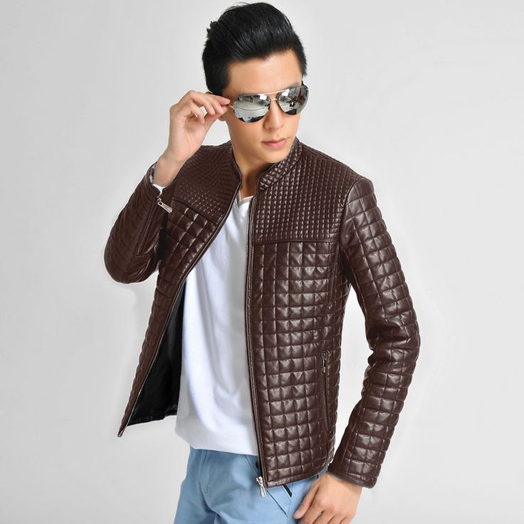 Find More Leather & Suede Information about 2015 Pu Leather Jacket falsificada jaqueta de couro masculina Slim Outwear Men's Jacket&Coat Fashion Casual Plus Size Mens Coats,High Quality coat outwear,China coats fall Suppliers, Cheap coat jacket men from E-Express on Aliexpress.com