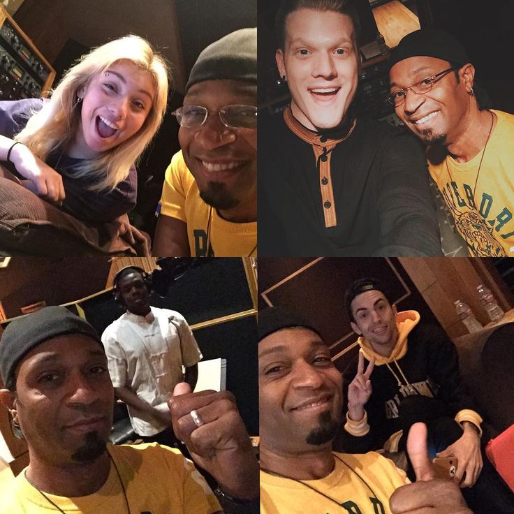 """Kuk Harrell on Instagram: """"What an incredible week w/ @ptxofficial!!! Can't wait for you all to hear this magic we created!! #lovethemvocals"""""""