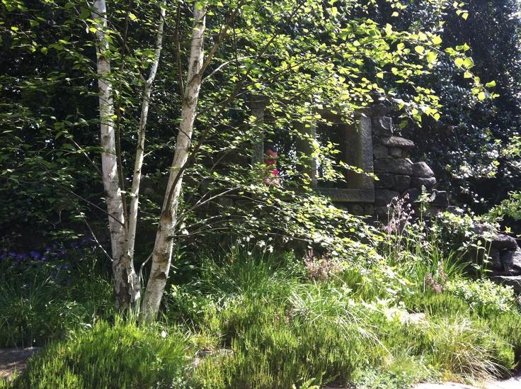 The Brontes' Yorkshire Garden