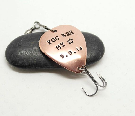 1000 ideas about men anniversary gifts on pinterest for Gift ideas for fishing lovers