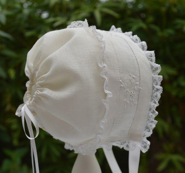 Baby Bonnets Bonnet Pattern And Baby Bonnet Pattern On