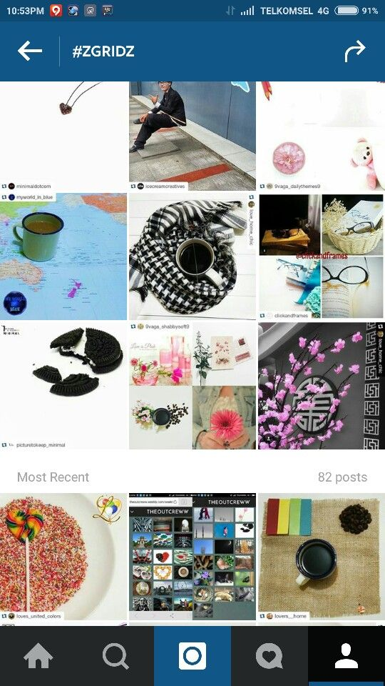 Photo Features, Grid #ZgridZ