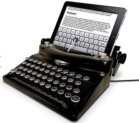 TypepadIdeas, Technology, Gadgets, Stuff, Awesome, Fun, Things, Ipad Typewriters, Products