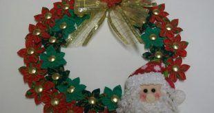 25 Artesanatos em Tecido para o Natal