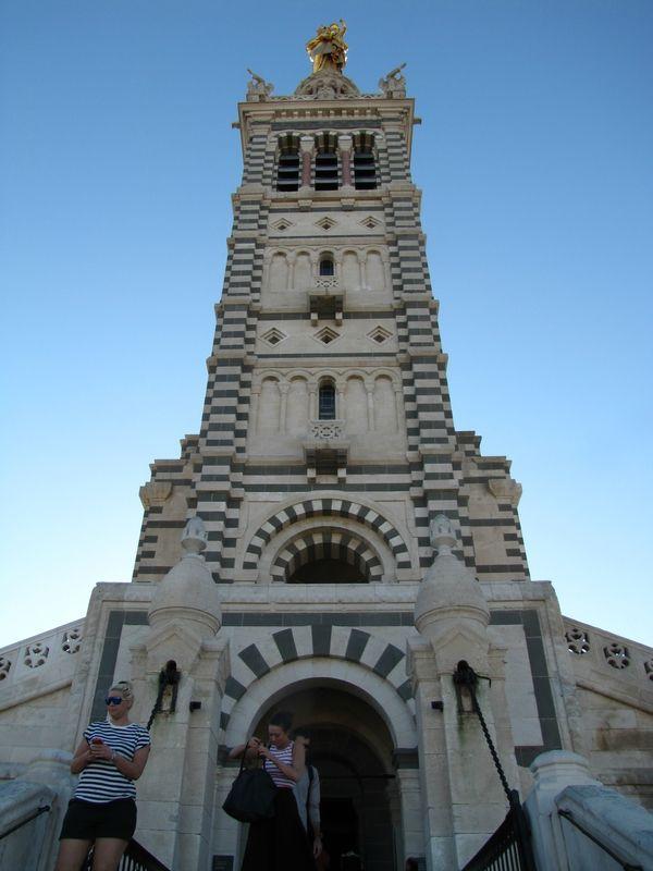 Notre-Dame de la Garde in Marseille