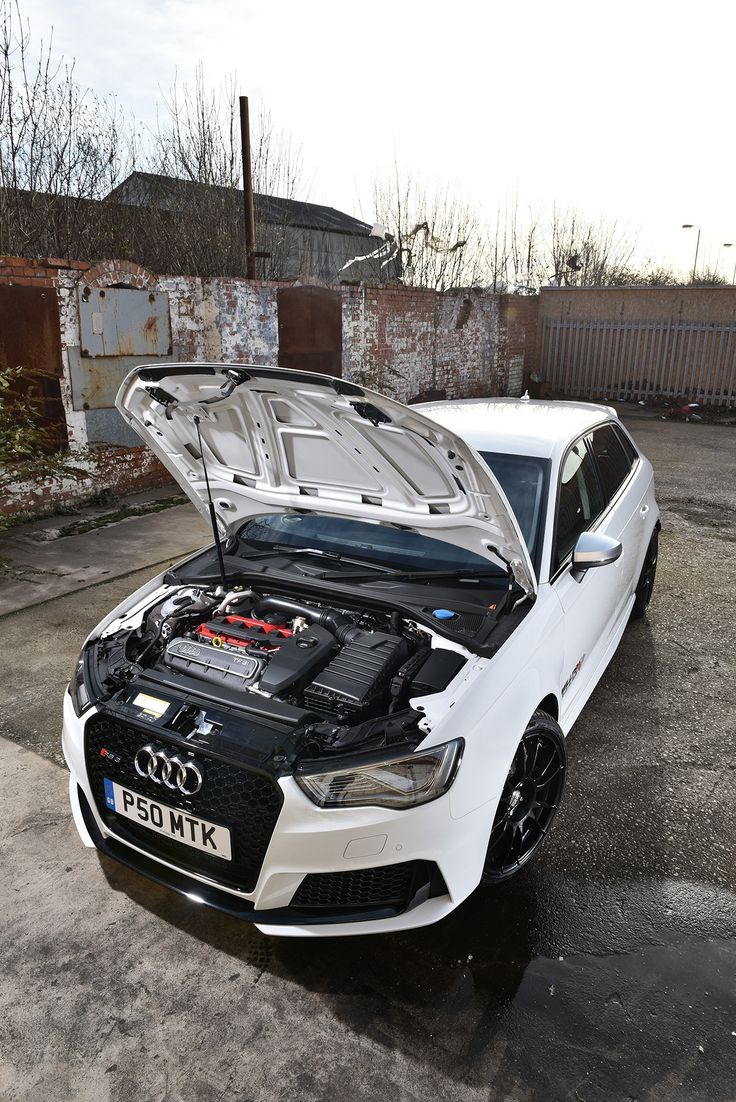 Milltek Audi RS3