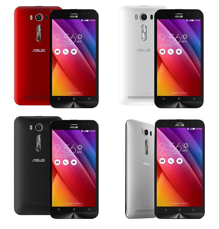 Asus Zenfone 2 Laser 5.5 4G