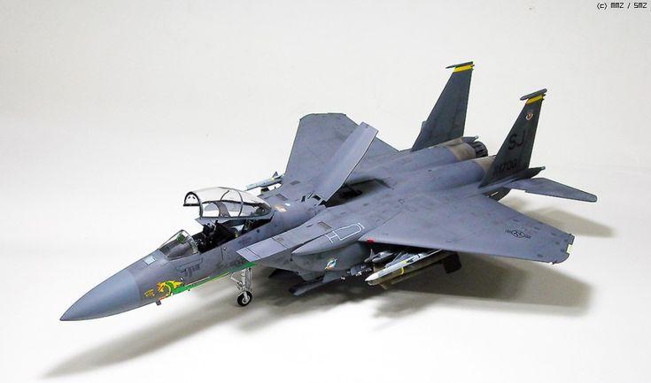 F-15E Eagle - Academy 1/48
