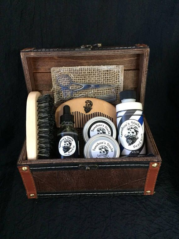 Sunshines Stache products are hand-crafted in the USA by a barber specializing in beard maintenance/shaping and straight edge shaves. Exceptional for grooming and maintaining a handsome, healthy face of hair Each product has been created to fit the needs of many clients wanting to