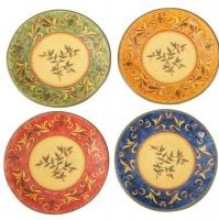 Tuscan style plates