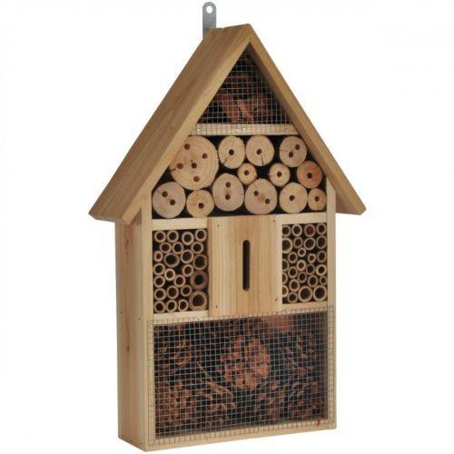 Hotel-insecte-48cm-pin-ponderosa-abeilles-insectes-insectes-Maison-de-nichoir