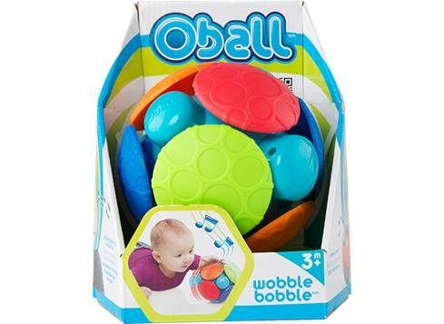OBALL Wobble Bobble bold