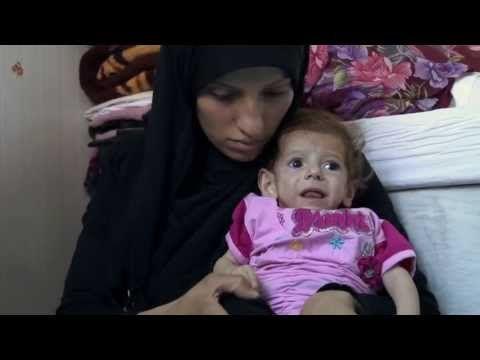 Turkey: Saving Fatmeh, a Syrian refugee story - YouTube