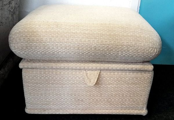 G Plan Malvern Storage Footstool - Ex Display - Only £129 from The Interior Outlet - Clearance Furniture Warehouse Priory Business Park Fitzwilliam Pontefract WF9 5BZ West Yorkshire.