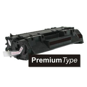 mikromagazo.gr - Συμβατό Toner - Ανακατασκευασμένο/Rebuilt για εκτυπωτή HP CE505A Black - 2300 σελίδες