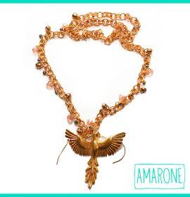 Demuestra tu carácter aguerrido con un #collar de nuestra nueva #colección!!