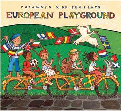 cultural music around the world cd | ... european playground music putumayo world music european playground cd