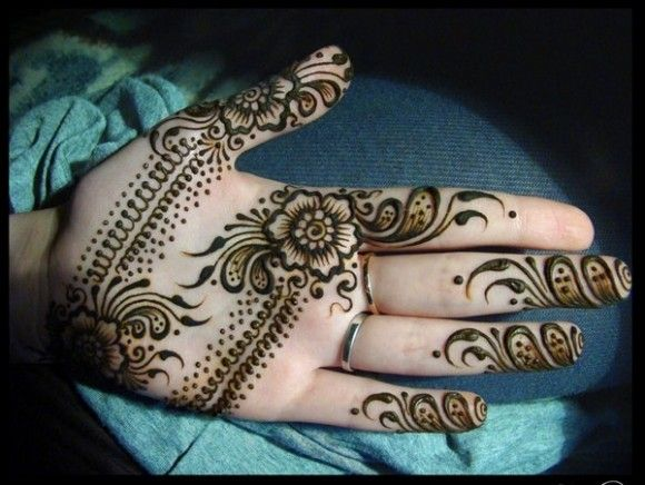 Mehndi Designs For Hands For Beginners