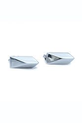 Prism Studs in Sterling Silver. $145