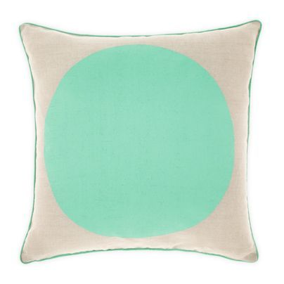 Mint big spot pillow google search