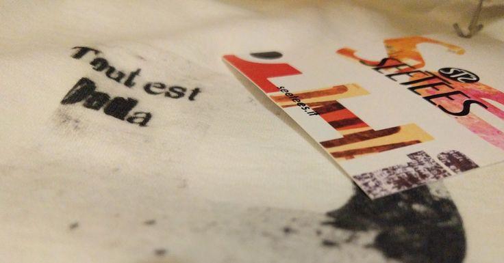Per chi non la conosce può sembrare una semplice T-shirt. Ma non è così. Scopri Seetees e la nuova collezione Dadaunpó AW17 già disponibile nelle boutique. #seetees #dada #dadaunpo #elaralondon