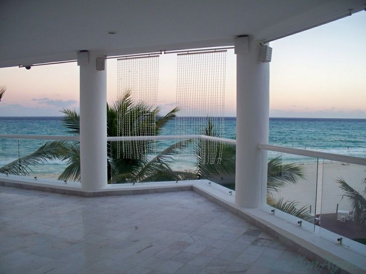 Playacar Palace Wedding Terrace Gorgeous View Perfect Location For A Non Beach With All The Special Perks Of Resorts