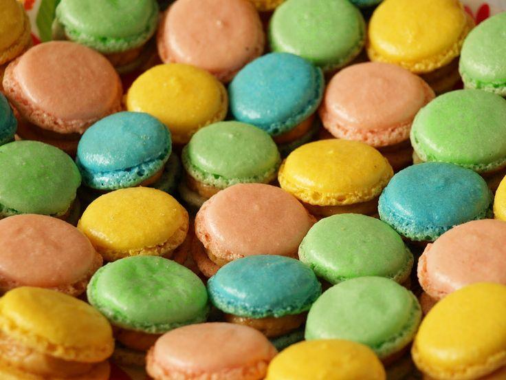 CHEZ LUCIE: macarons