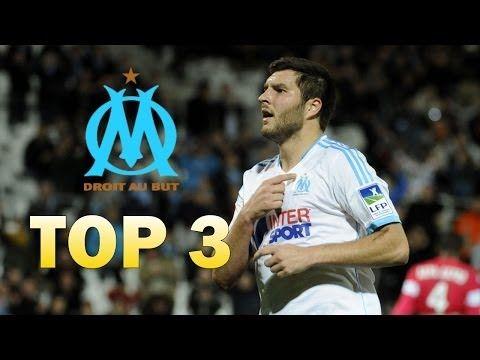 FOOTBALL -  TOP 3 Buts - Olympique de Marseille / 2013-2014 (1ère partie) - http://lefootball.fr/top-3-buts-olympique-de-marseille-2013-2014-1ere-partie-2/