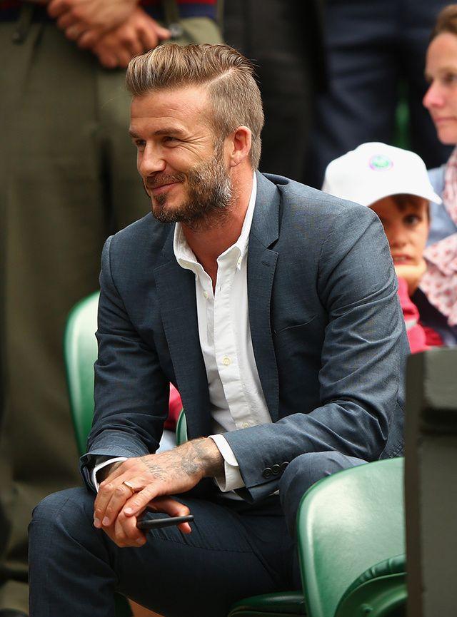 David Beckham                                                                                                                                                                                   More