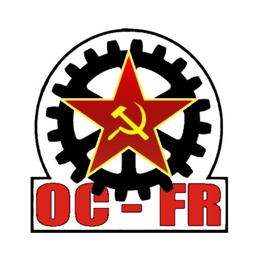 Organisation Communiste - Futur Rouge (OC - FR). Organisation issue d'une scission du ROCML vers janvier 2013.