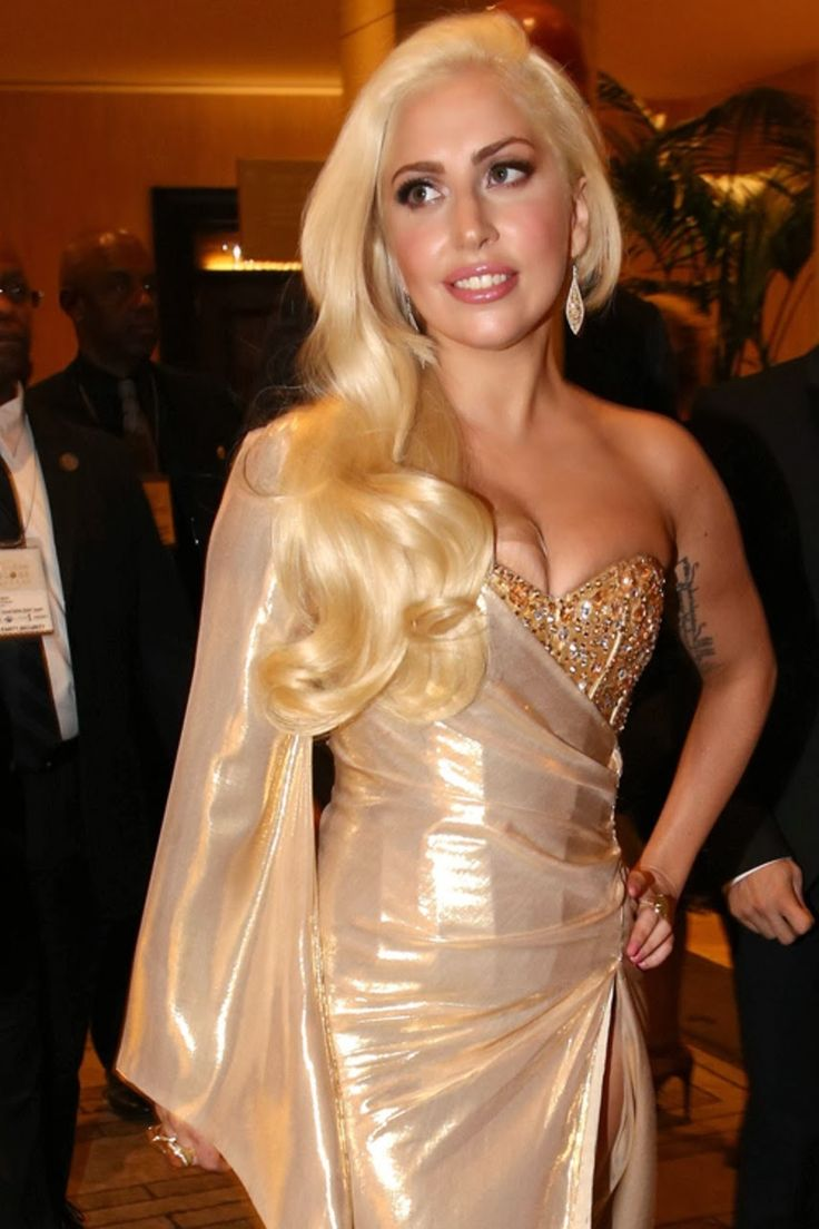 Lady Gaga – Golden Globes after party in Beverly Hills
