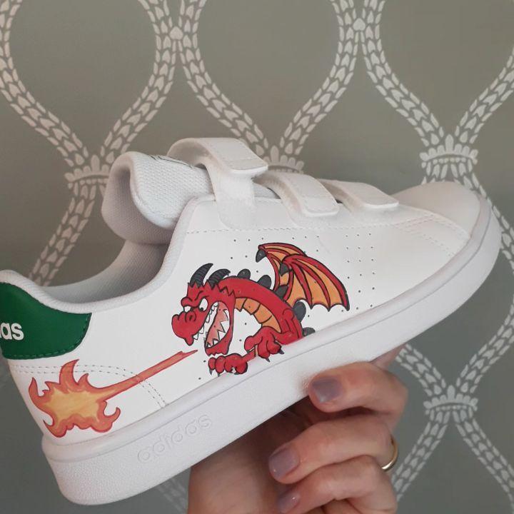 adidas bambina scarpe 8 anni