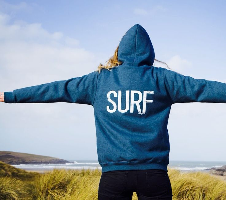 Go wild in the country with our wear everyday surf hoody! From the Beach Boutique www.surfgirlbeachboutique.com