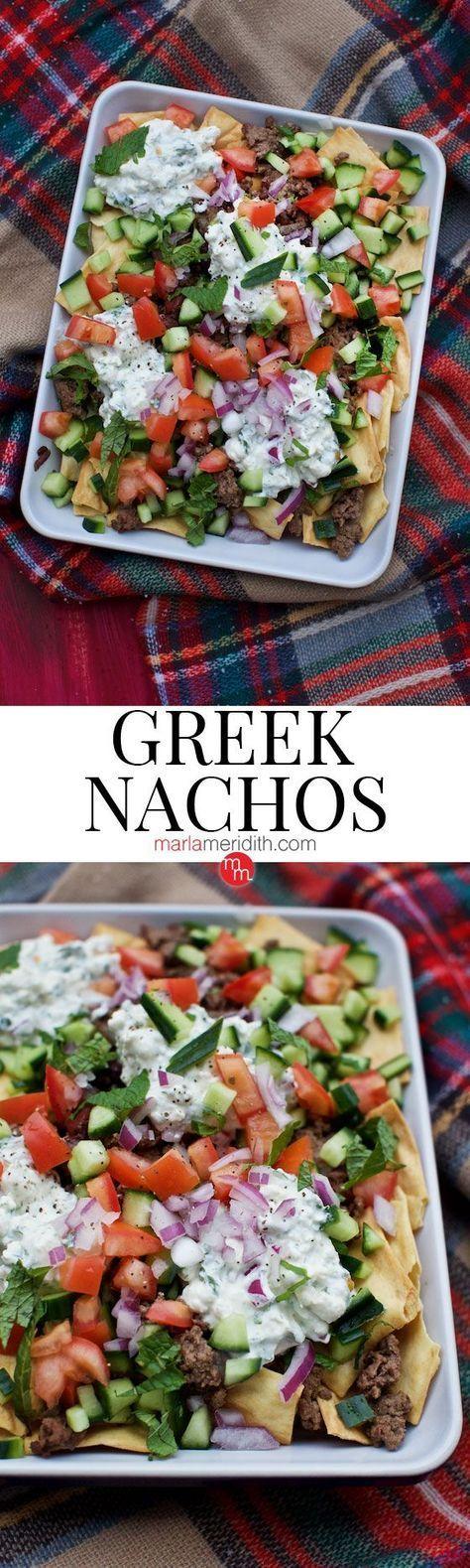 #nachos #greekGreek Nachos – diet